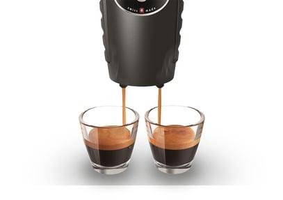 Double espresso - Oct 17
