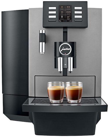 Jura JX6 Bean to Cup Coffee Machine Image