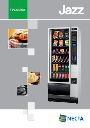 Jazz Combi Vending Machine Brochure