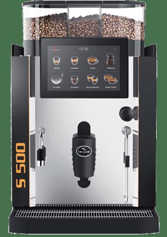 Rex Royal S500 Bean to cup coffee machine