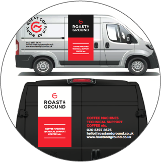 Roast & Ground - coffee delivered directly to your door
