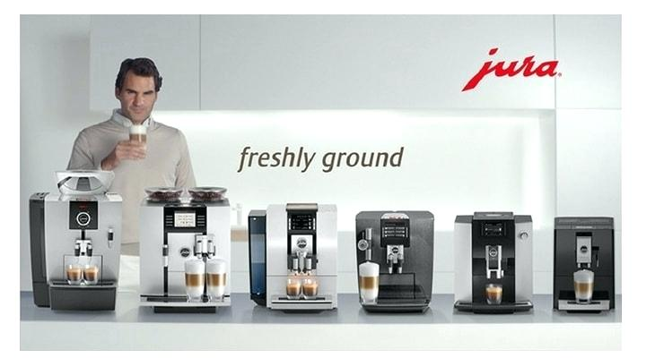 Jura Coffee Machines are the perfect office coffee machine