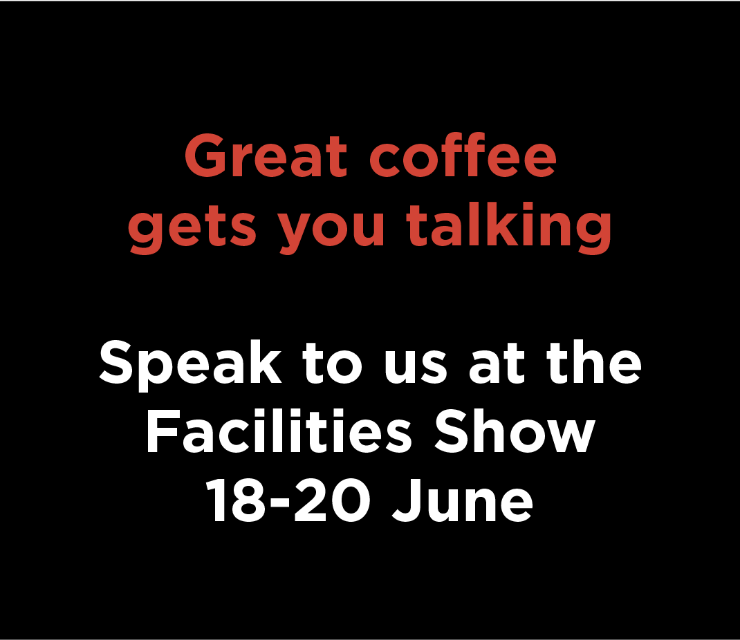 The Facilities Show | See us there!
